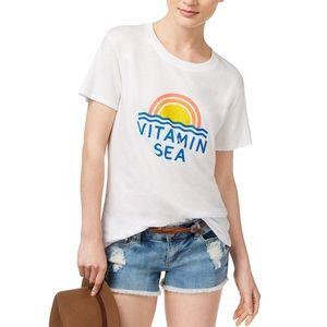 NWT Sub_Urban Riot 'Vitamin Sea' Loose Tee